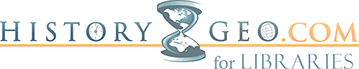HistoryGeo.com For Libraries Logo
